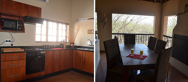 Thabaledi Game Lodge - Brits accommodation - North West